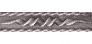 Metal Border 03 Silver