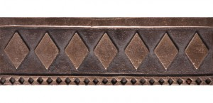 Metal Border 04 Bronze