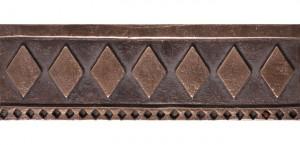 Metal Border 04 Bronze