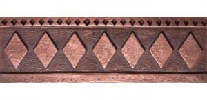 Metal Border 04 Copper