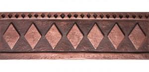 Metal Border 04 Copper