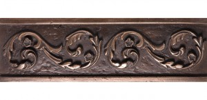Metal Border 05 Bronze