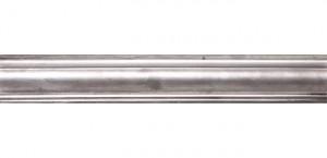 Metal Moulding 04 Silver
