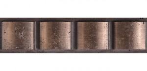 Metal Moulding 07 Bronze
