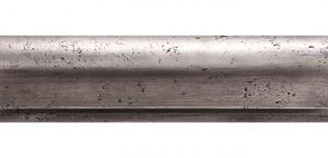 Metal Moulding 12 Silver
